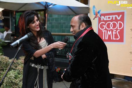 "Founder of DVK Deepak Kuntawala Promotes DVK Entertainment Fund & Spreads the ""Good Times"" with NDTV"