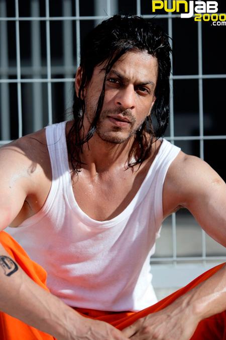 Shahrukh Khan named world's second richest actor!