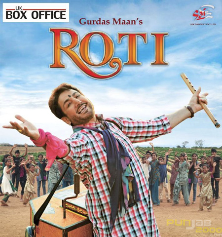 NEW GURDAS MAAN ALBUM 'ROTI' SET FOR RELEASE