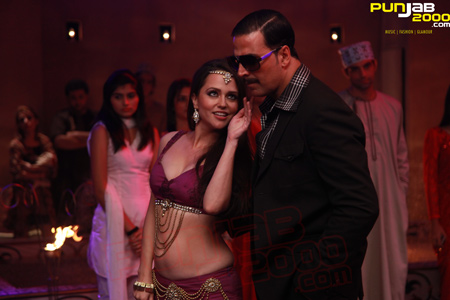 Exclusive images for 'Tu Hi Khwashish' from the movie