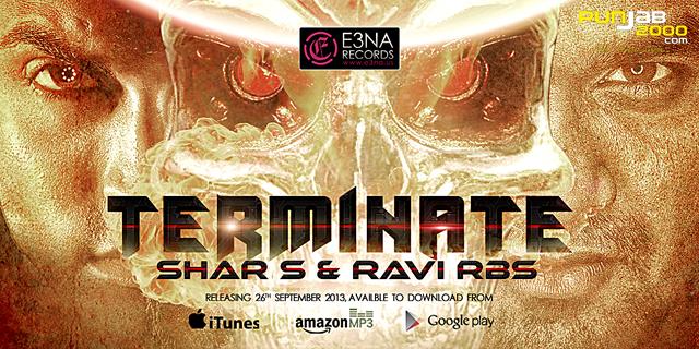 E3NA Records Presents 'Terminate' Shar S & Ravi RBS