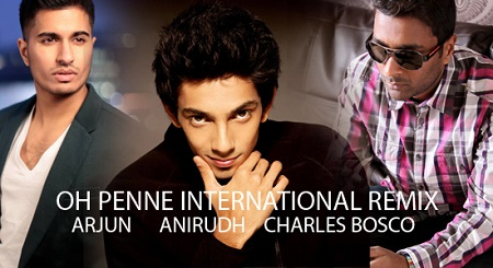 Kolaveri' producer Anirudh teams up with British Asian talent for new Indian film soundtrack