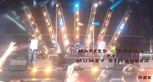 Nafees - Sazaa Ft Mumzy Stranger