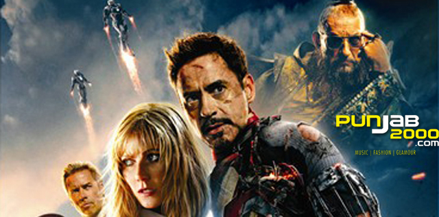 Iron Man 3 for action & adventure
