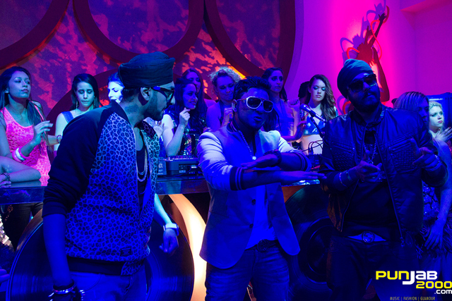 """RDB CHANGES THE GROOVE WITH BULLETT RAJA'S """"U.P"""" STYLE PARTY ANTHEM """"TAMANCHE PE DISCO"""""""