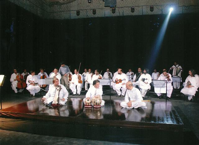 Sachal Studios Orchestra  1