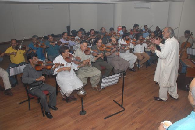 Sachal Studios Orchestra