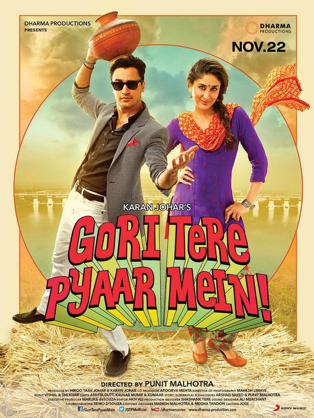 Imaran Khan And Kareena Kapoor in Gori Tera Payr Mein
