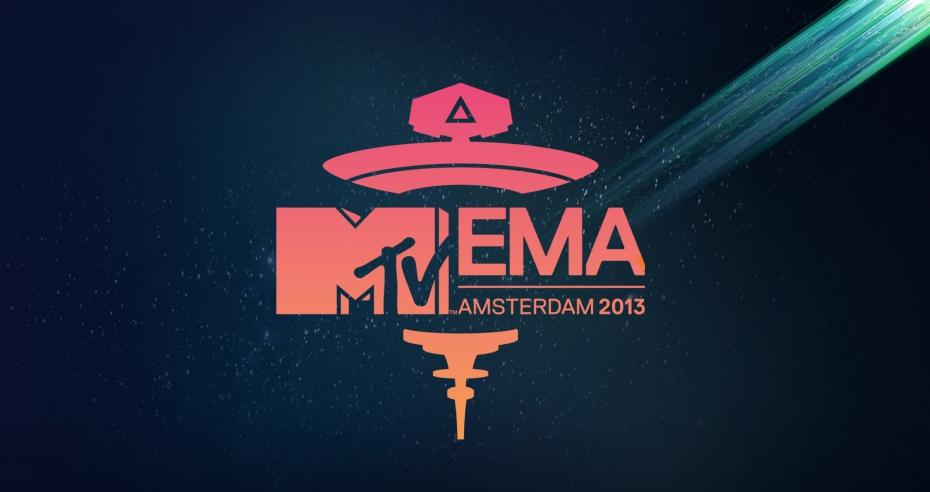 PIctures from the MTV EMA's 2013