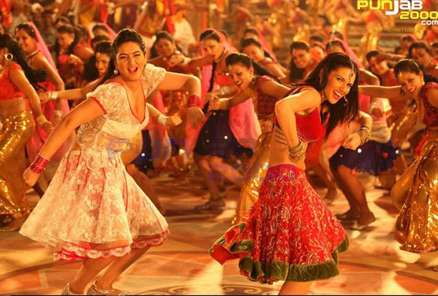 Ragini and Scarlett Wilson in Kaddu Katega - R... Rajkumar
