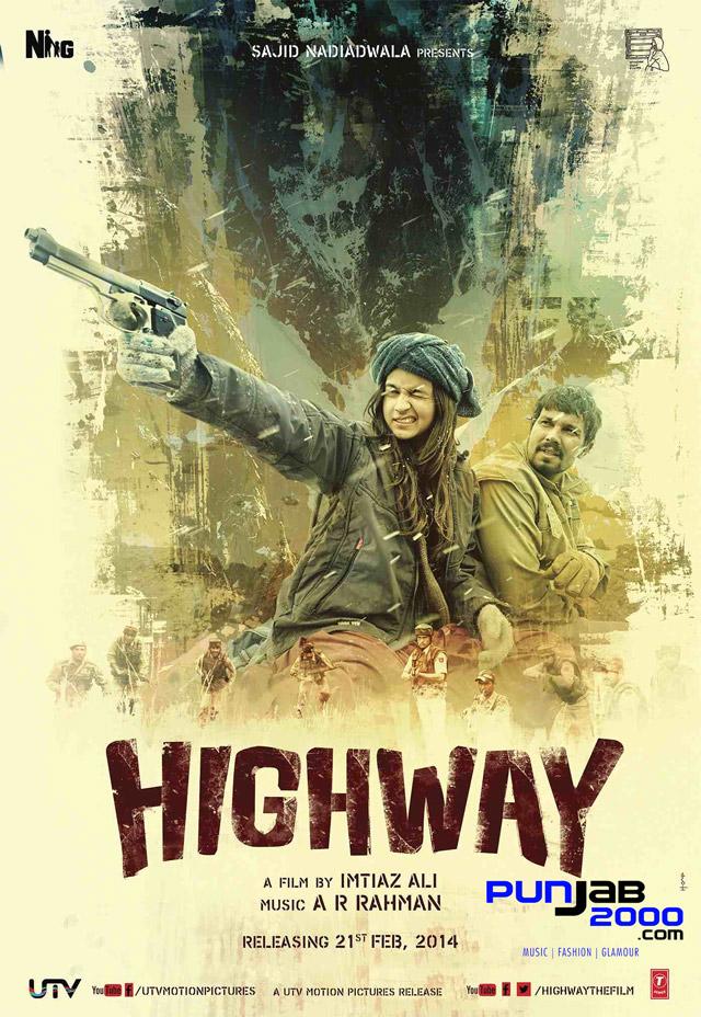 Highway-Poster