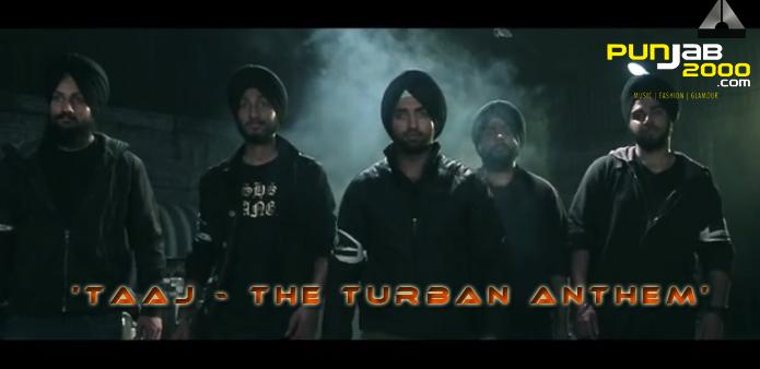 'TAAJ - The Turban Anthem'