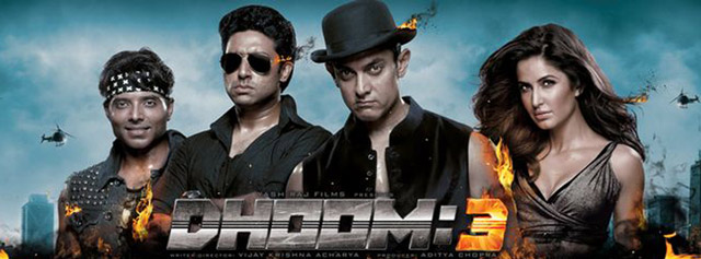 'Dhoom 3′ vrooms to global success, crosses Rs 500 crore