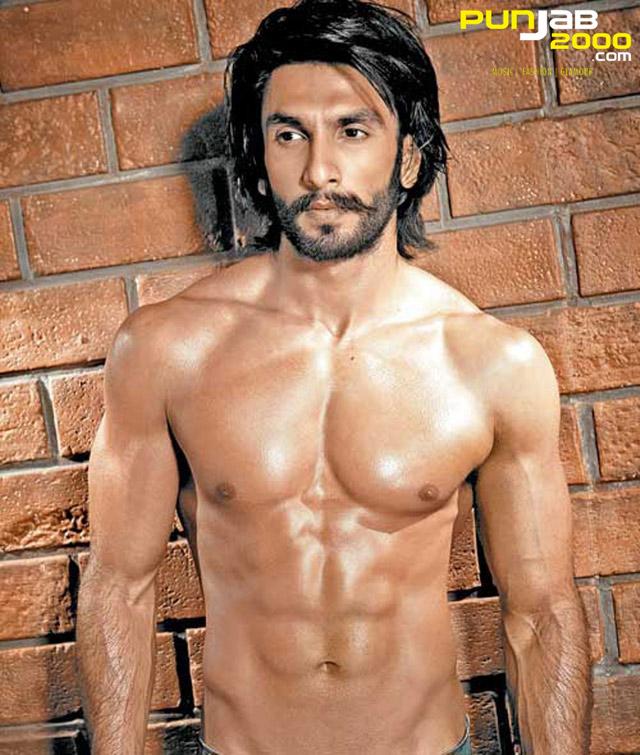 Ranveer-Singh-Topless