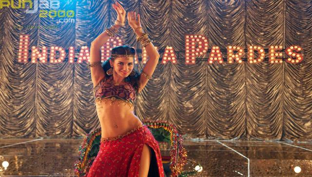 Scarlett Wilson in Imported Kamariya from the movie Shaighai