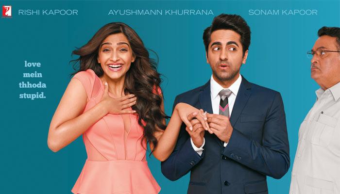 Yash Raj Films present BEWAKOOFIYAAN staring Rishi Kapoor, Ayushmann Khurrana & Sonam Kapoor