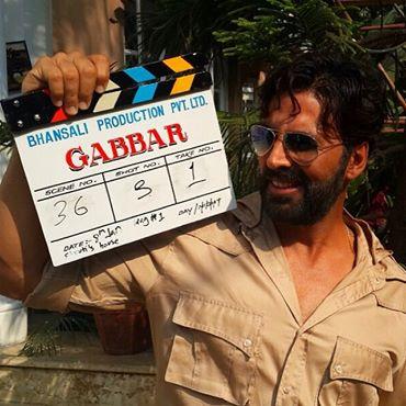 Akshay Kumar - Gabbar