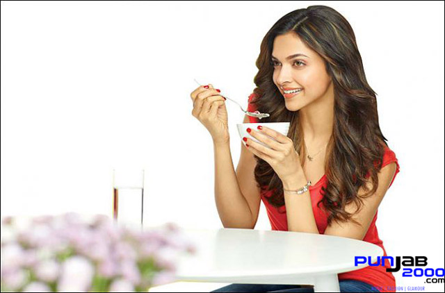 Deepika Padukone the face of Coka Cola & Special K for India