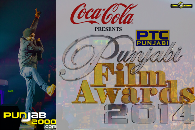 PTC Punjabi Film Awards 2014