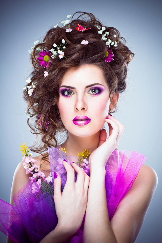 Summer Wedding Hairstyles- By International Hairstylist to the Stars - Asgar