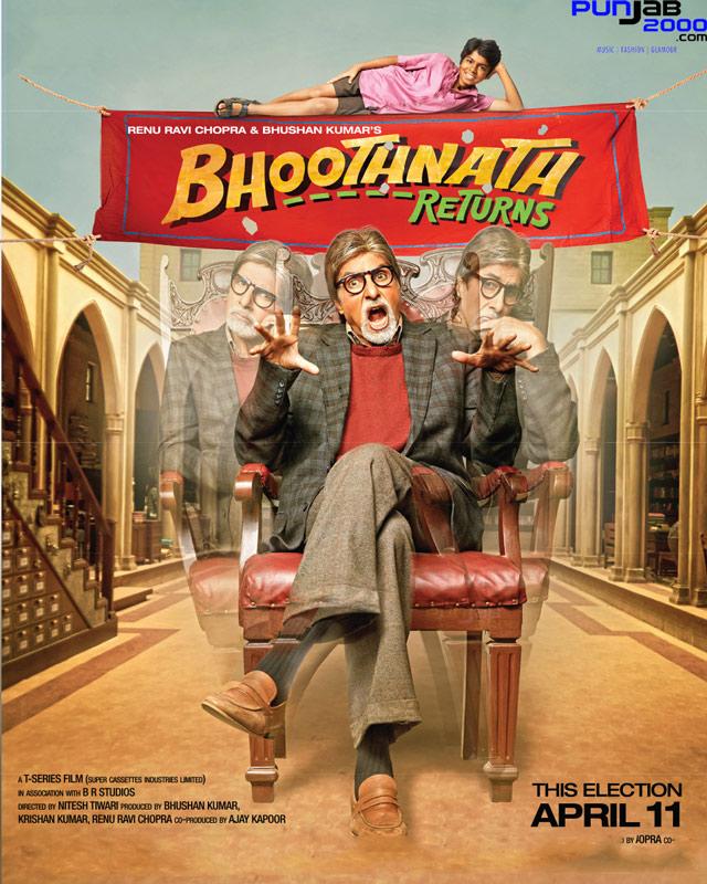 Bhootnath-Returns