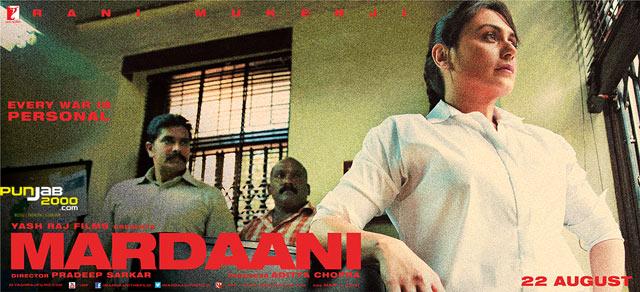Rani Mukerji starts in Mardaani