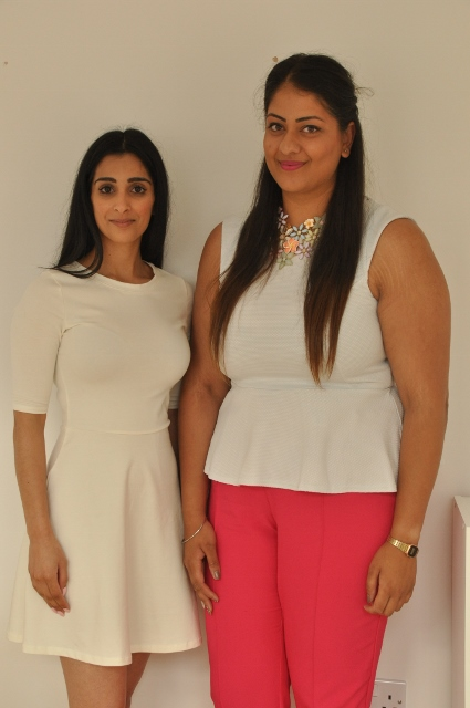 Amrit's exclusive interview with Meena from 'Anita and Me'
