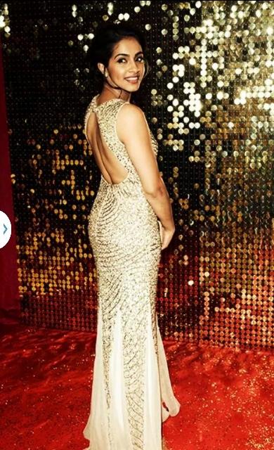 Mandip at British Soap Awards 2014