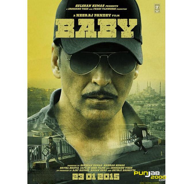 Akshay-Kumar---Baby-Poster