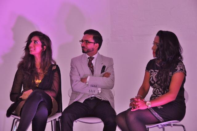 Guest panel of Noreen Khan, Julien Trivedi and Ravita Pannu*