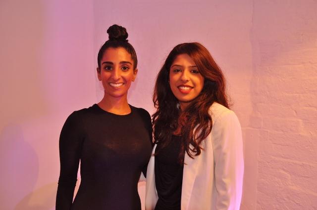 Chandeep Uppal (The Space Birmingham) and Yasmin Sidat (Pehrani)*