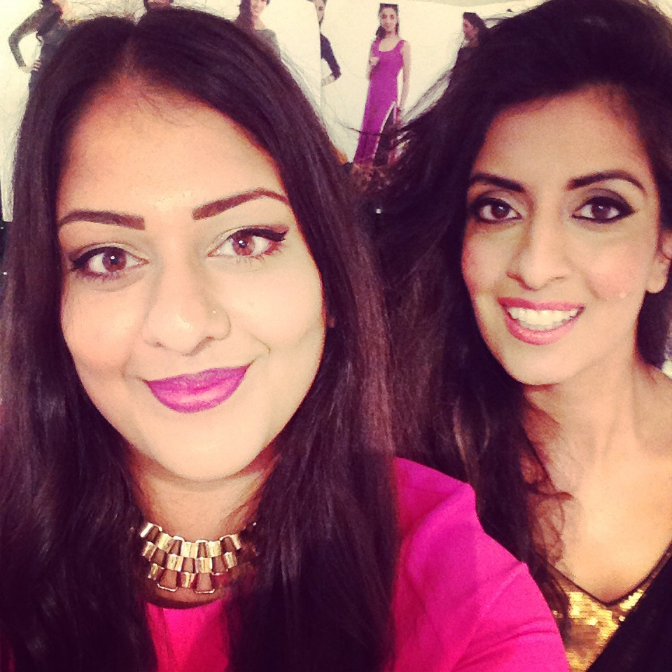 Punjab2000's very own Miss Amaretto's World with BBC Asian Network's DJ Noreen Khan