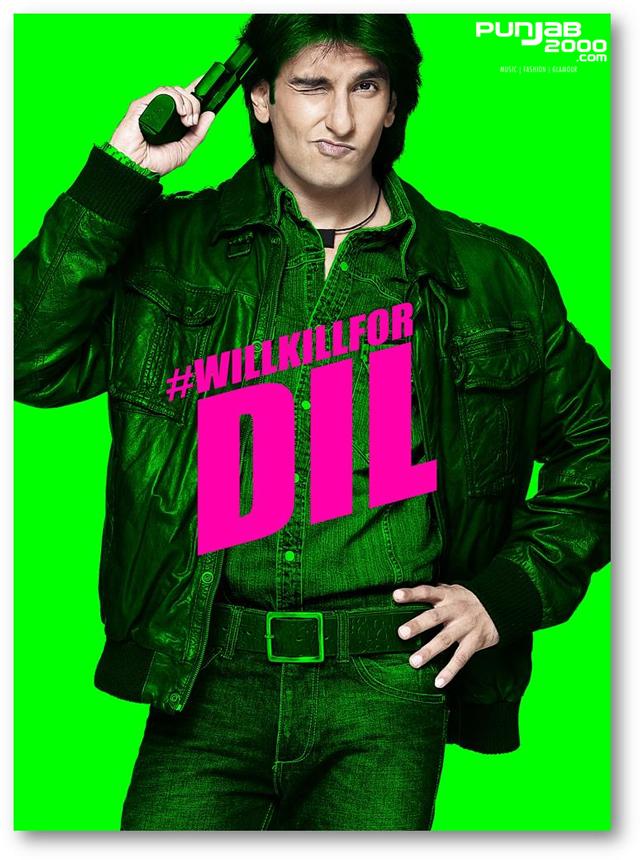 Ranveer-Singh---#WilKillFor