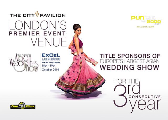 Asian Wedding Show 2014