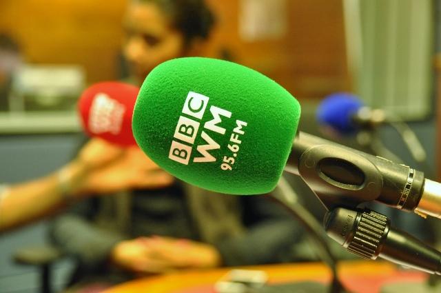 BBC WM 95.6FM