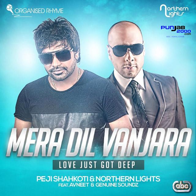 Mera-Dil-Vanjara---Northern-Lights