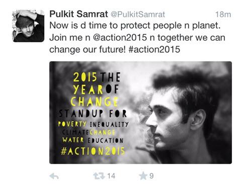 Pulkit Samrat (Twitter)