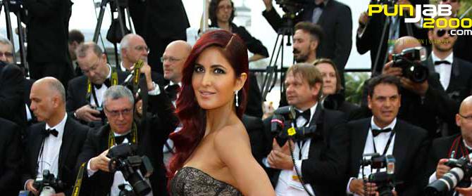 Katrina Kaif Cannes 2015