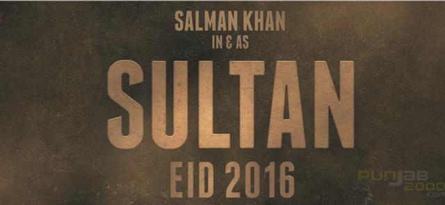 SALMAN KHAN IN AND AS SULTAN