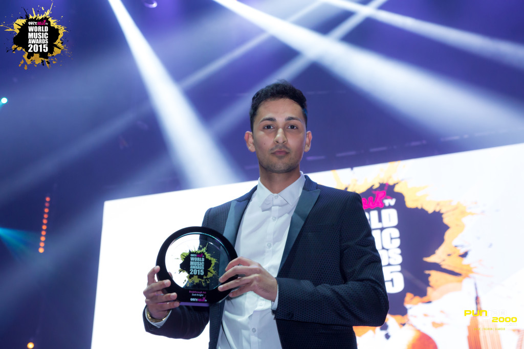 1. Breakthrough Act Zack Knight