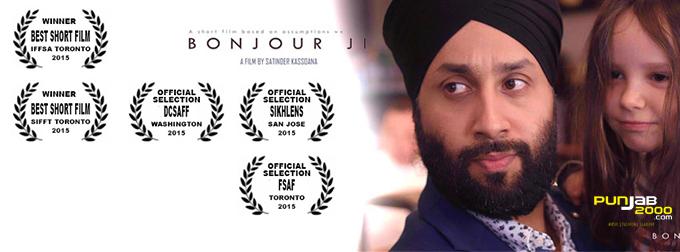 Bonjour Ji - A short film_FI