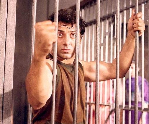 Sunny Deol in 1990 blockbuster Ghayal