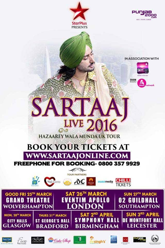 Sartaaj Live 2016