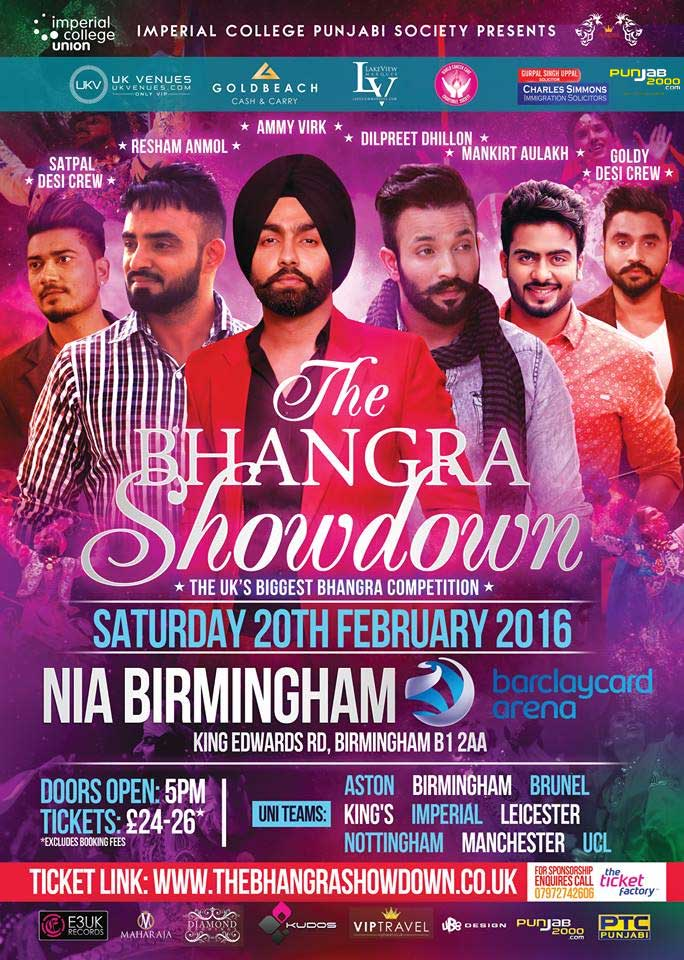BhangraShowdown2016