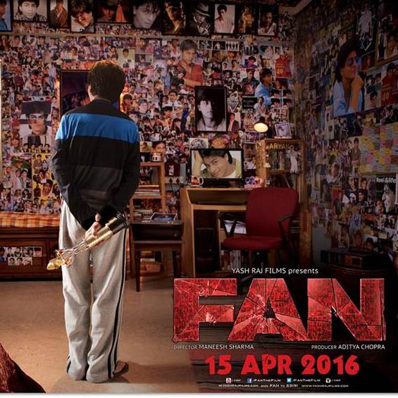 Fan - Shah Rukh Khan