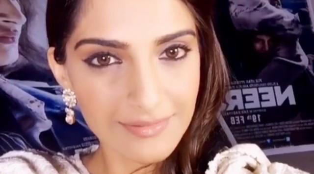 Sonam Kapoor 'Fear vs Neerja'