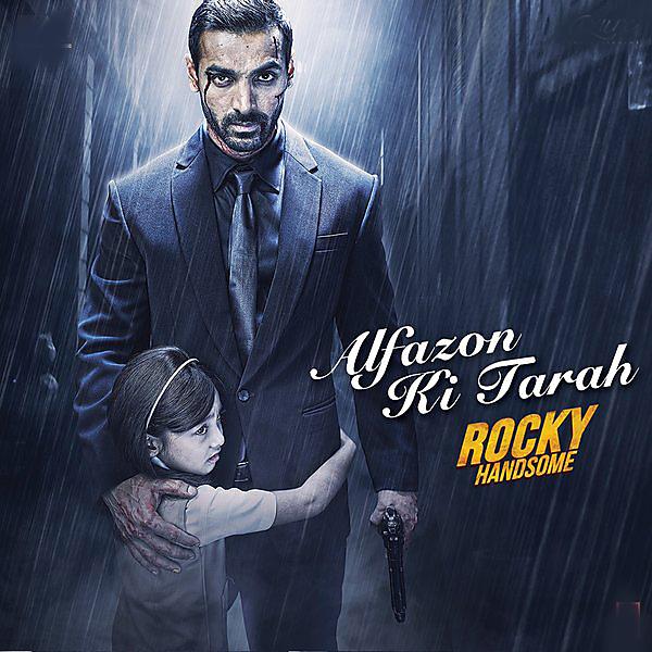 Alfazon Ki Tarah-Rocky Handsome