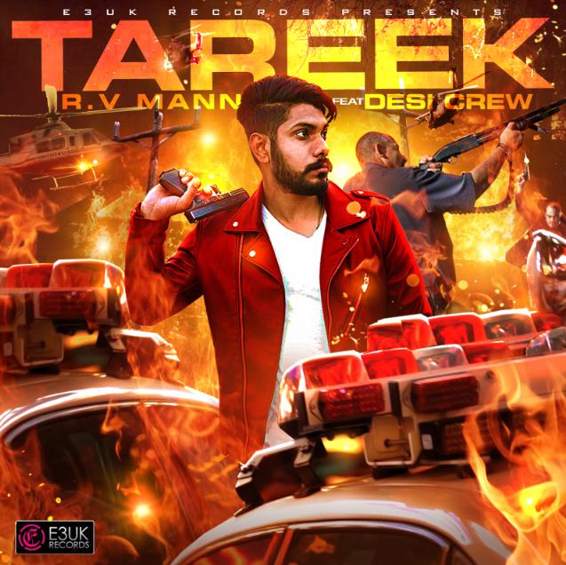 RV Mann makes his singing debut with 'Tareek' ft 'Desi Crew ...