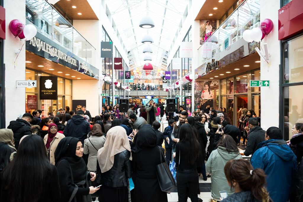 East Shopping Centre 1st Anniversary
