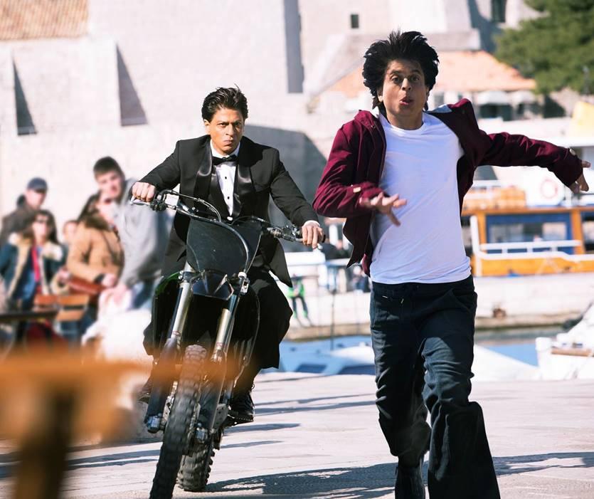 Double bonanza for Shah Rukh Khan fans in FAN